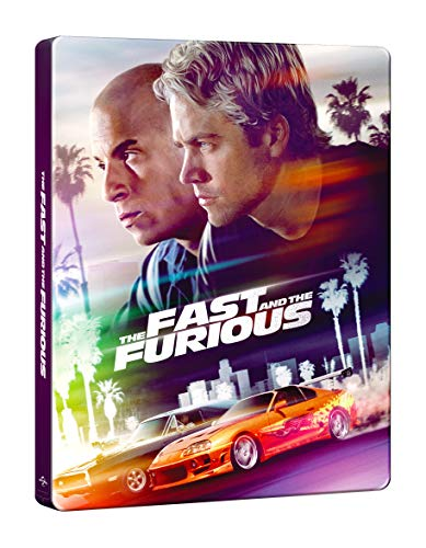 Fast And Furious (Steelbook) (4K+Br)