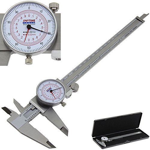 Anytime Tools Dial Caliper 8
