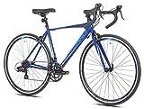Giordano Acciao Road Bike, 700c, Small , Black