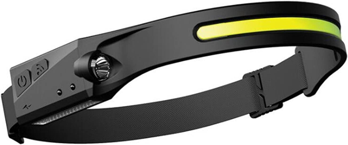JSJJWSX Ranking TOP11 headlamp Induction In stock Headlamp Headlight with Built-in LED