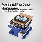 FC-6S Coltello per mannaie in fibra di metallo ad alta precisione FTTX FTTH Connettore per...