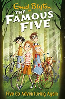 Five Go Adventuring Again: Book 2 (Famous Five series) by [Enid Blyton]