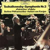Tchaikovsky: Symphony No. 3 'Polish' by Herbert Von Karajan (2011-05-25)