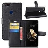 Guran Housse en Cuir PU pour ZTE Nubia Z17 Smartphone Flip Cover Étui...
