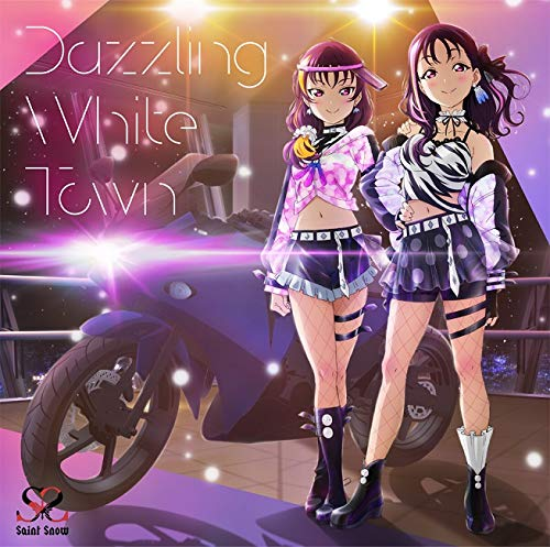 Saint Snow 1st シングル「Dazzling White Town」【BD付】