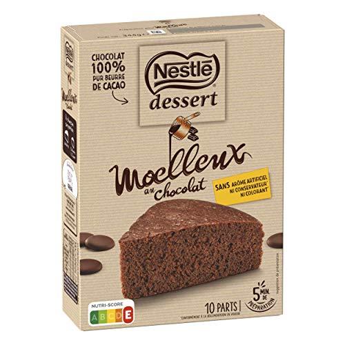 moelleux au chocolat leclerc