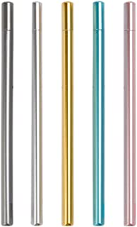 Prism Rollerball Pen Pack - Set of 5 Metallic Pens