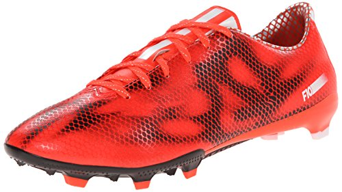 adidas Performance Men's F10 Firm-Ground Soccer Cleat, Solar...