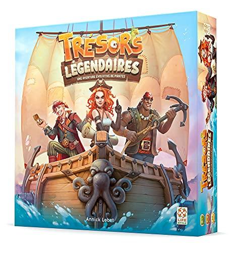 Lifestyle Boardgames - Tesoros legendarios