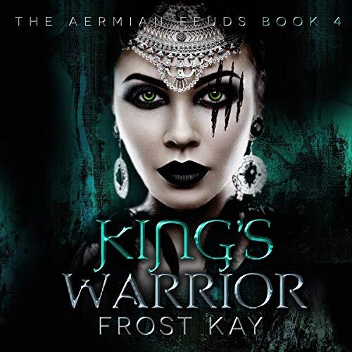 King's Warrior audiobook cover art