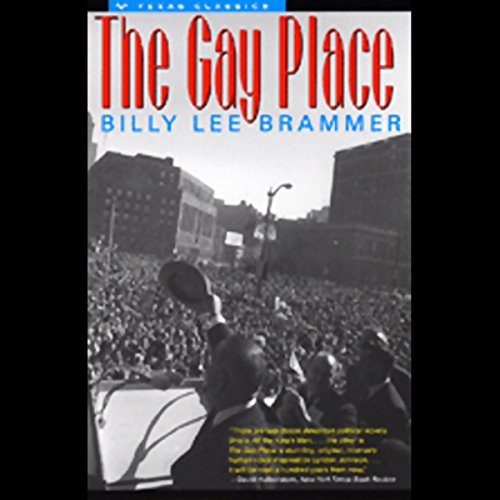 The Gay Place audiobook cover art