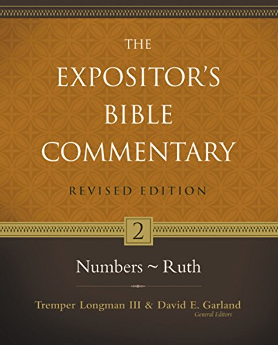 Numbers–Ruth (The Expositor's Bible Commentary)