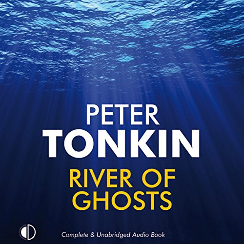 River of Ghosts audiobook cover art