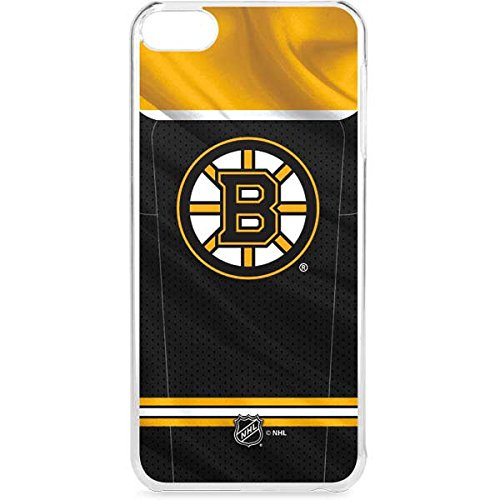 Skinit LeNu MP3 Player Case for iPod Touch 6th Gen - Officially Licensed NHL Boston Bruins Home Jersey Design