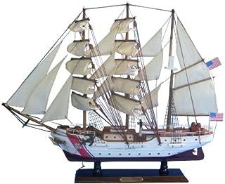 Hampton Nautical  USCG Eagle Navy Tall Ship, 24