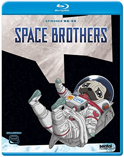 Space Brothers 8 [Blu-ray]