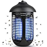 Innoo Tech Bug Zapper 4800V (BL-3U), Waterproof Insect Fly Pest Attractant Trap, Effective Electric Mosquito Zapper Killer for Indoors & Outdoors, Mosquito Killer for Home, Patio, Backyard
