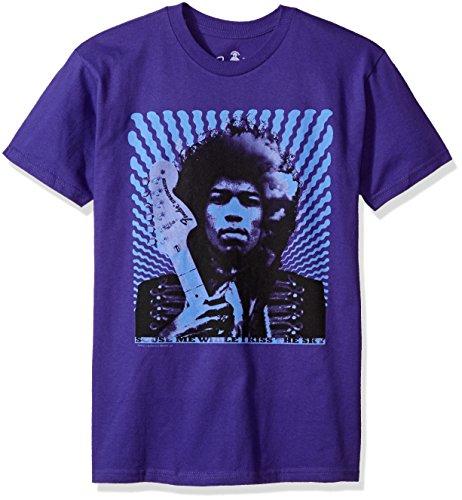 Fender T-Shirt Hendrix Kiss The Sky