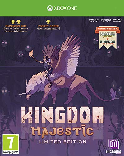 Kingdom Majestic - Limite