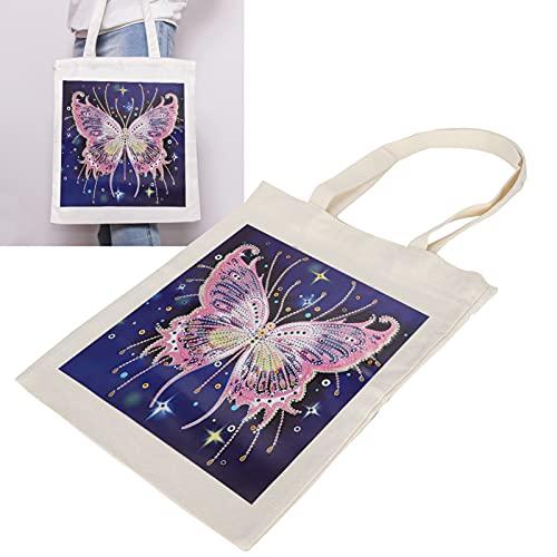 Kit de bolsa de pintura de diamante, juego de bolsa de mano de pintura de diamante hecha a mano para niños y adultos de todas las edades(BB012)