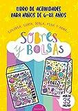 Libro de Actividades para niños de 6-12 años Sobres y Bolsas:...
