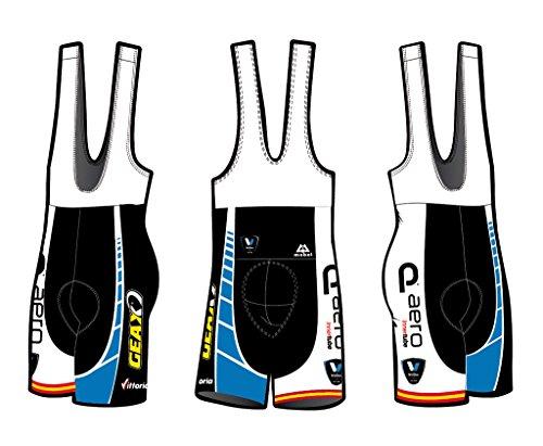 MOBEL SPORT - 15291 : Culote corto badana ciclismo VICMA