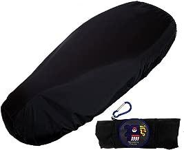 Cheeky Seats Rain and Sun Protective Seat Cover for Vespa LX 50/150 and Vespa Sprint Primavera 50/125/150 Scooter Seats