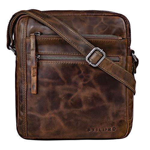 bolso de cuero antiguo