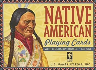 Native American Playing Cards Set One
