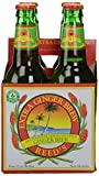 Reed's Extra-Ginger Soda, 12 Fl Oz (pack of 4)