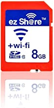 Wifi Sd Memory Card 8GB Class 10 New New Inc 2nd Generation Ez Share