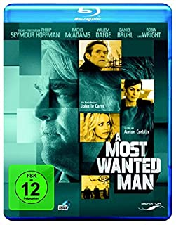 A Most Wanted Man [Blu-ray]