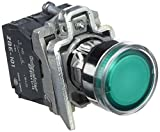 Schneider Electric XB4BW3365 Pulsador Luminoso...