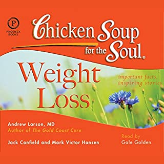 Chicken Soup for the Soul Healthy Living Series: Weight Loss cover art
