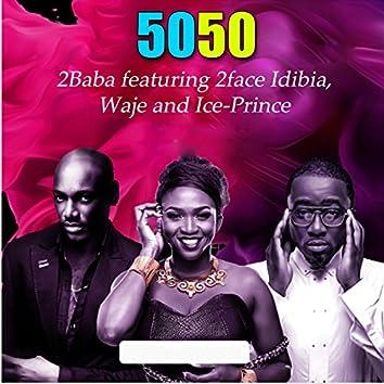 5050 (feat. 2Face Idibia, Waje, Ice Prince)