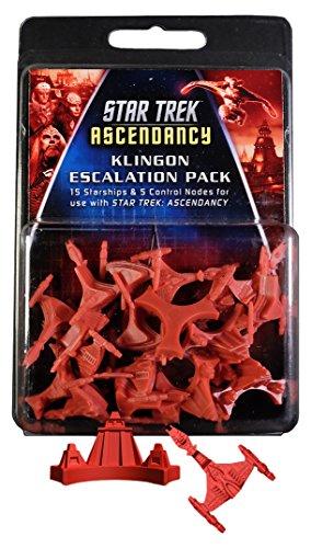 Gale Force Nine ST012 - Star Trek: Ascendancy - Klingon Ship Pack