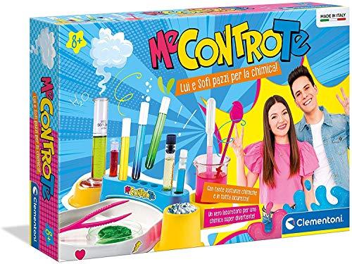 Toys World Me Contro Te Luì e Sofì Pazzi per la Chimica Giocattolo 8+