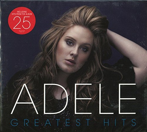 Adele Greatest Hits New Edition 2016 2CD Digipak incl. tracks from 25 by Adele