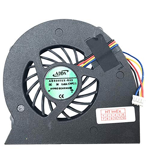 Lüfter Kühler Fan Cooler kompatibel für Sony Vaio VPCF, VPC-F, VPCF1, VPC-F1, VPCF11, VPC-F11, VPCF12, VPC-F12, VPCF13, VPC-F13, PCG-81113M, PCG-81112M, VPCF1 M930,