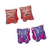 Bestway-32183 Manguitos de natación, multicolor, medium (32183) , color/modelo surtido