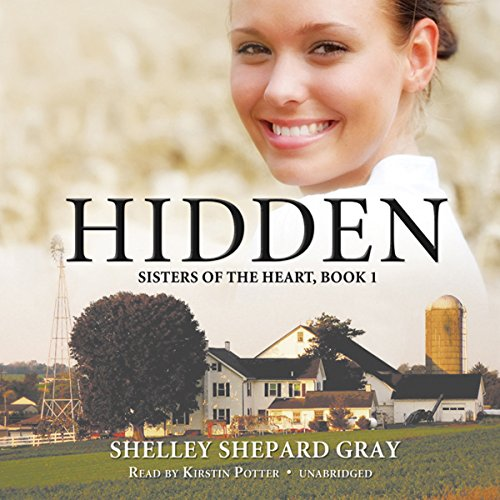 Hidden audiobook cover art