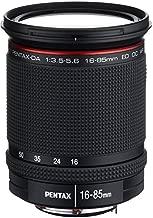 Pentax HD Pentax DA 16-85mm Lens for Pentax KAF Cameras