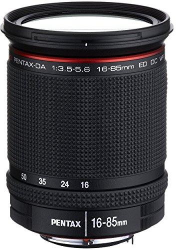 HD PENTAX-DA 16-85mm F3.5-5.6ED DC WR