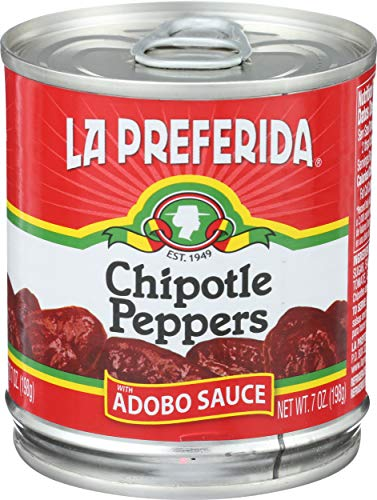 Chilpotle Peppers in Adobo