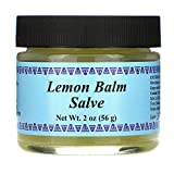 WiseWays Herbals: Salves for Natural Skin Care, Lemon Balm Salve 2 oz