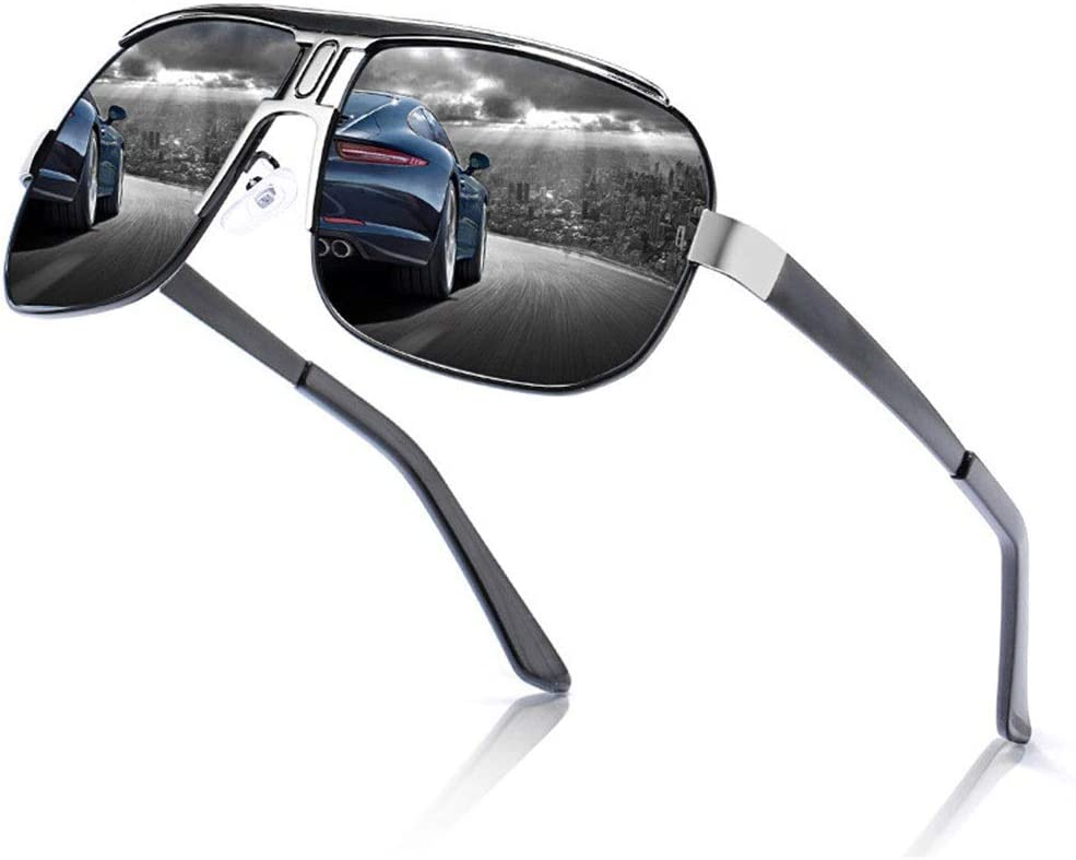 Venhoy Sunglasses Inside Blue-Plated Bicycle Special sale item Riding Sung Driving Many popular brands