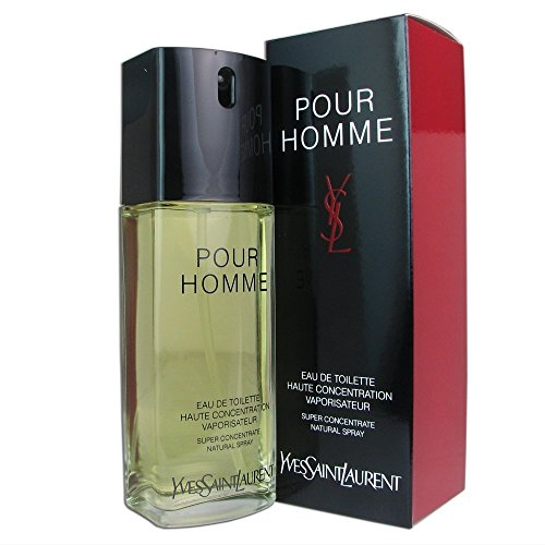 Yves Saint Laurent Pour Homme Concentrate Eau de Toilette 100ml Vaporizador