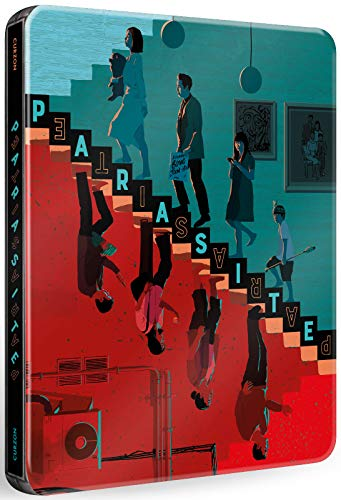 Parasite Combo Steelbook (Bd + Dvd) + Postcard (Limited Edition) (2 Blu Ray)