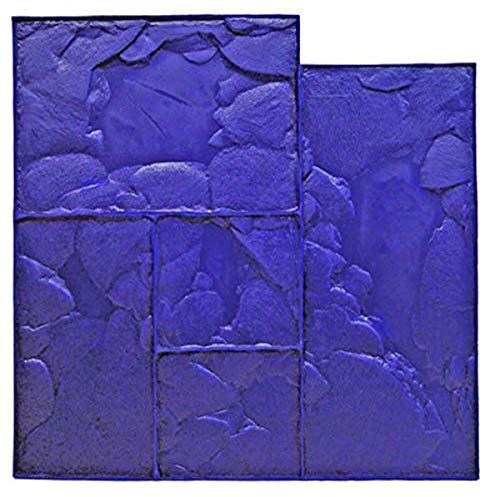 Bon Tool 12-940 Floppy Mat - Ashlar Blue - 24' X 24'