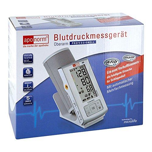 APONORM Blutdruck Messgerät Professionell Oberarm 1 St
